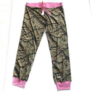 Other - Womens Pajama Pants CAMO LOUNGE Sleep 1X nwot
